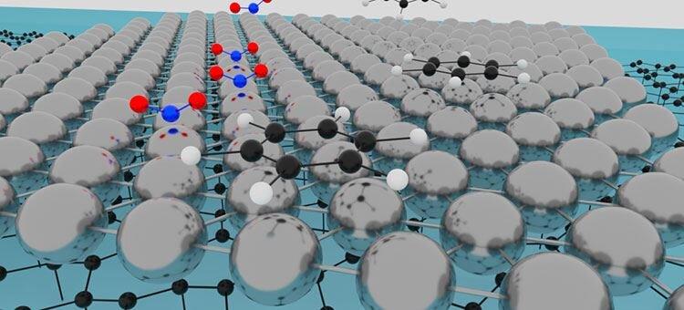 Bir Atom Kalınlığında Kimyasal Sensörler