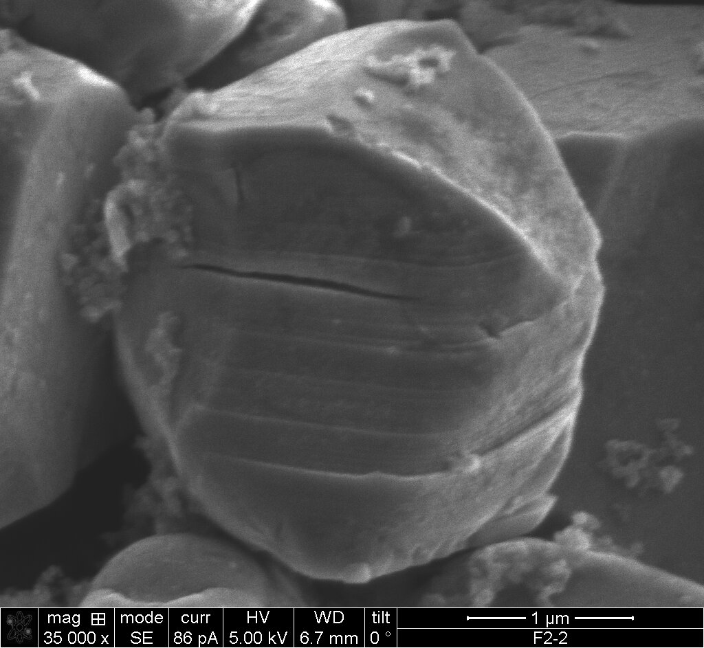 Single-crystal technology holds promise for next-generation lithium-ion batteries