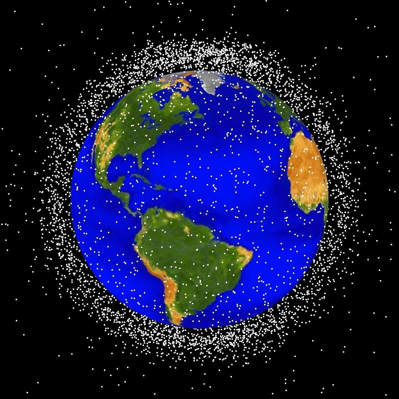 Deep-learning algorithms helping to clear space junk from...