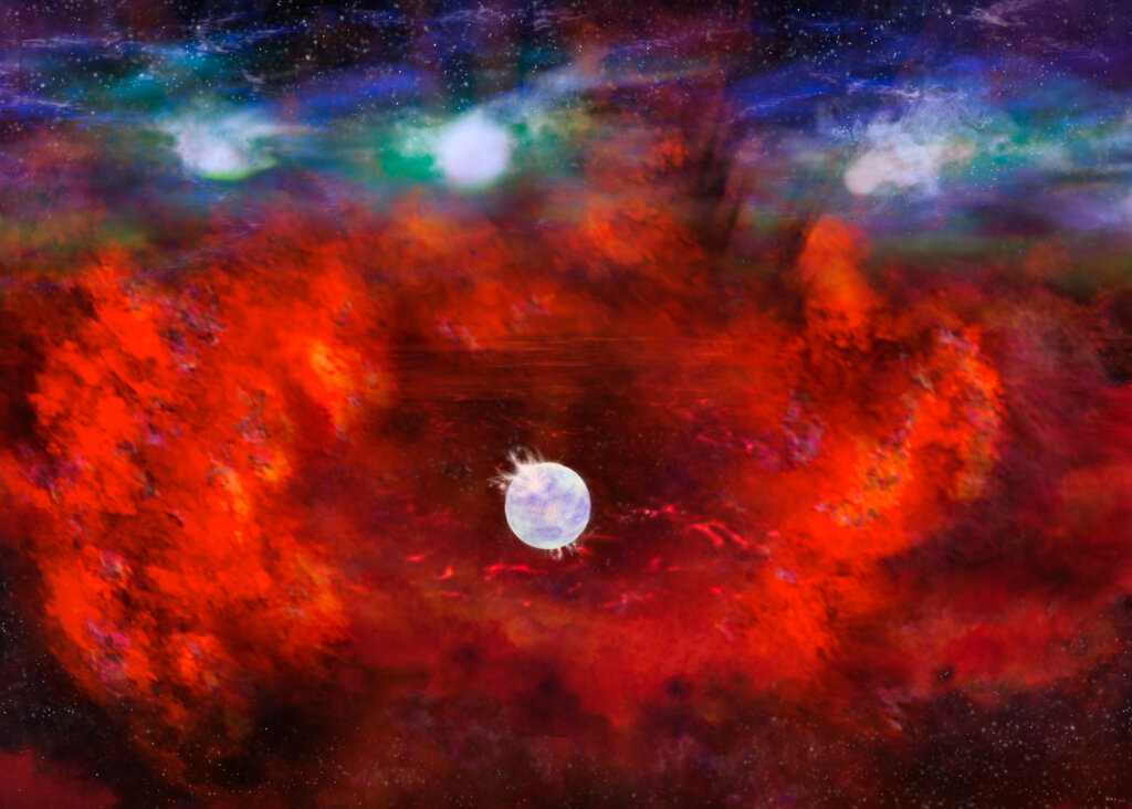 Supernovae could enable the discovery of new Muonic physics