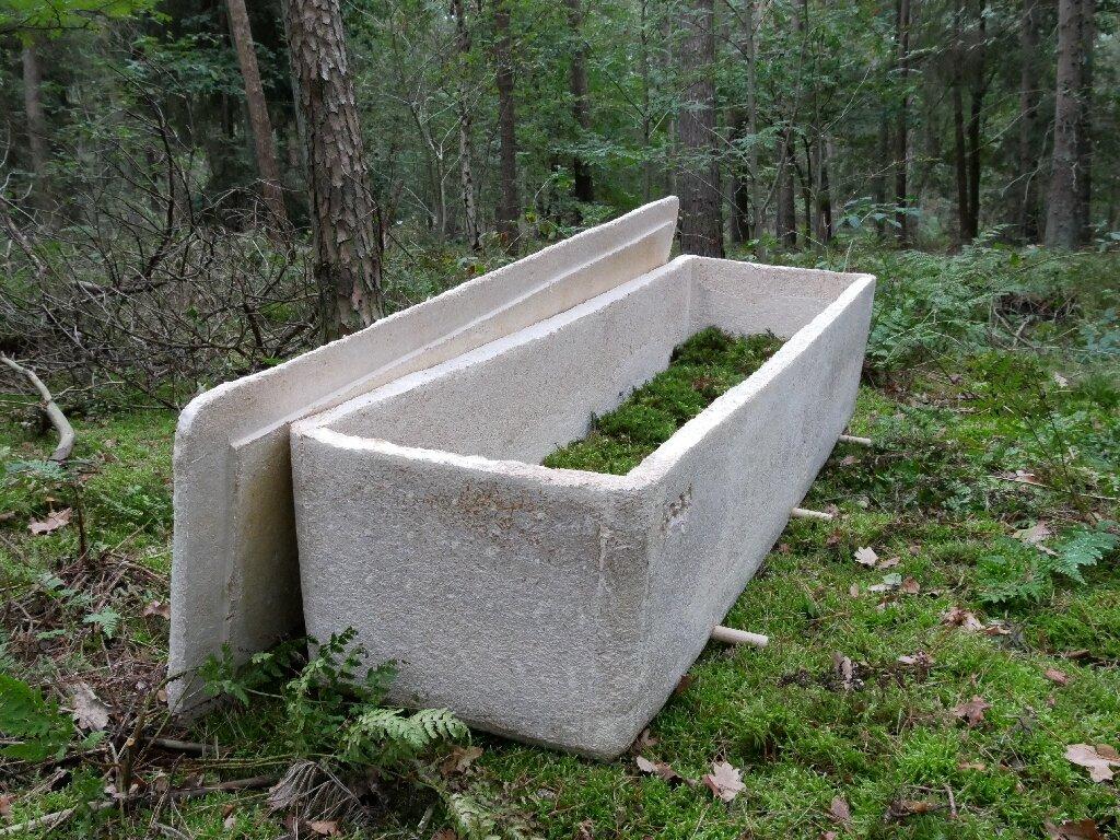 Dutch inventor's mushroom coffins turn bodies into compost