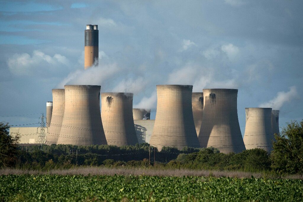 UK electricity plant nears full switch away from coal