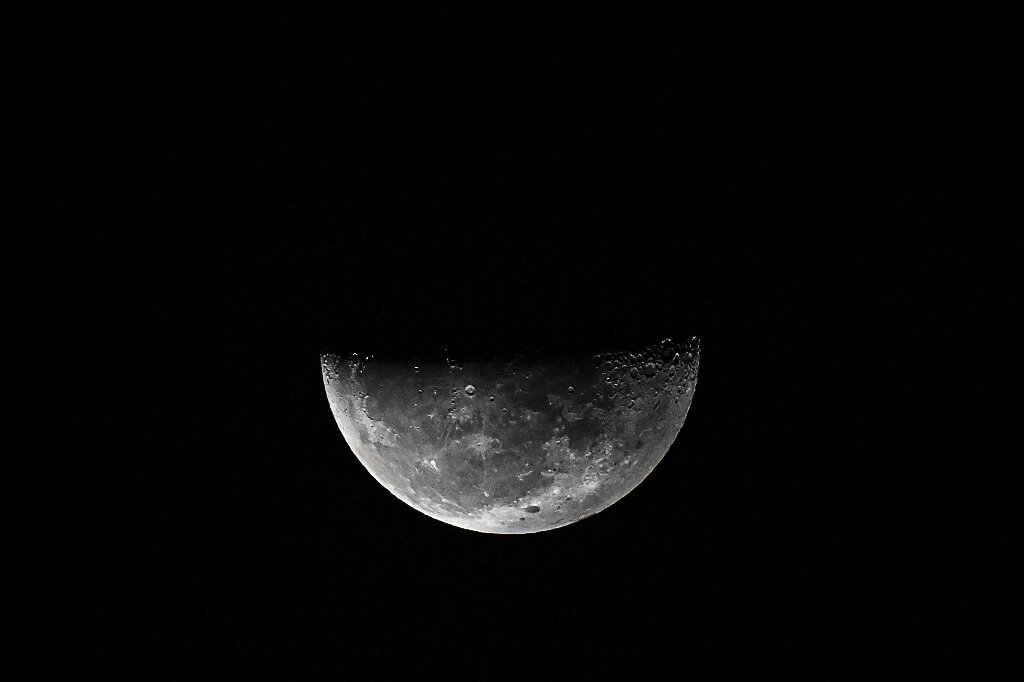 Moon richer in water than once thought
