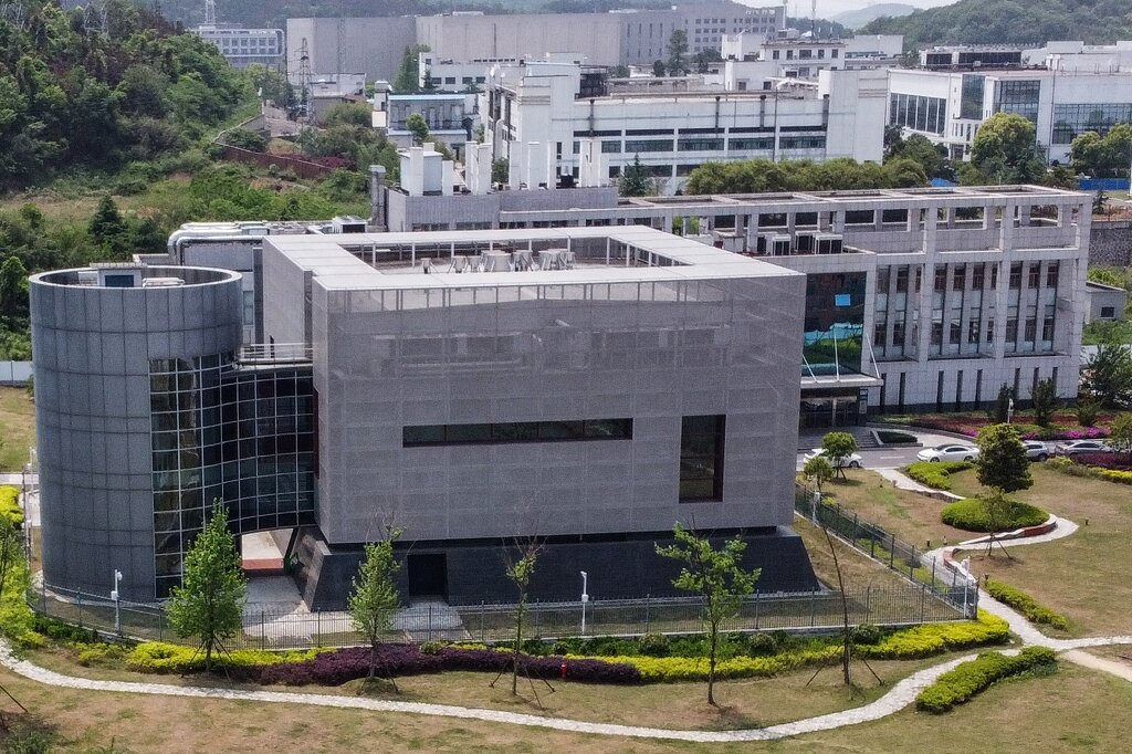 Institut Virologi Wuhan
