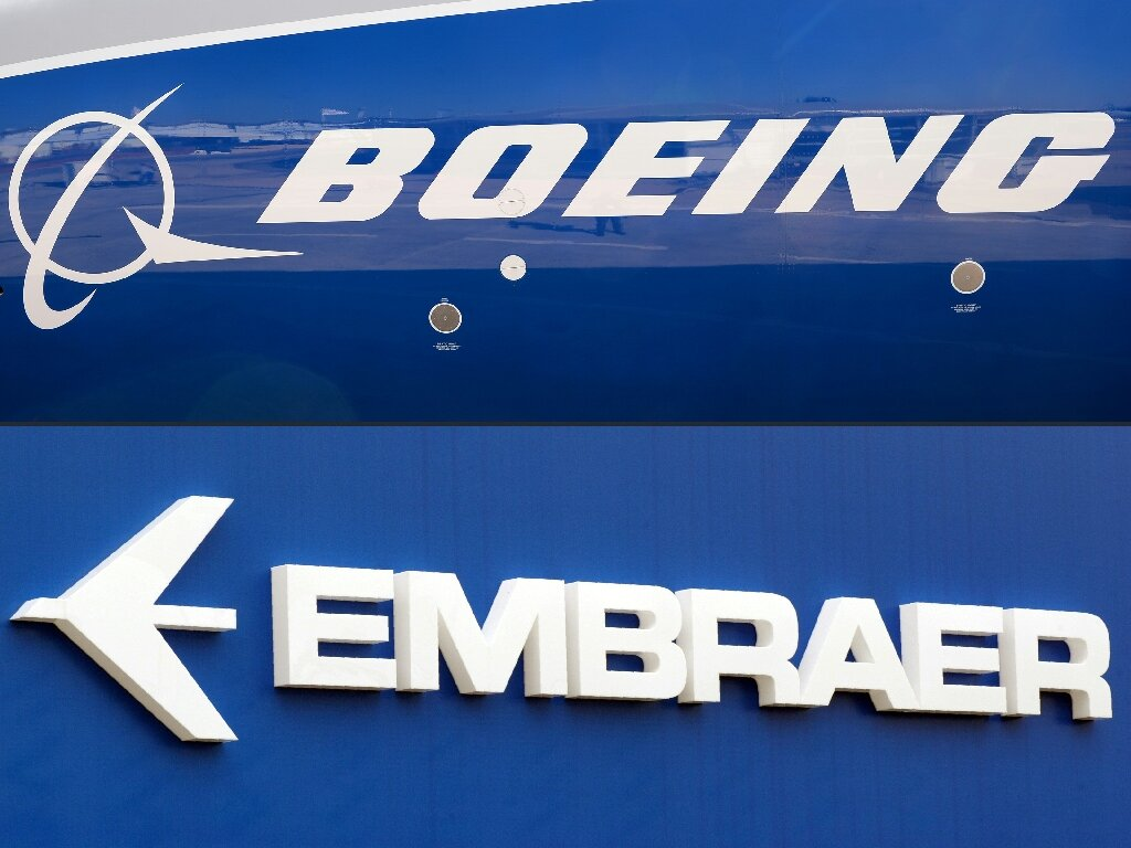 Image of article 'Boeing scraps $4.2bln deal to buy Embraer commercial division'
