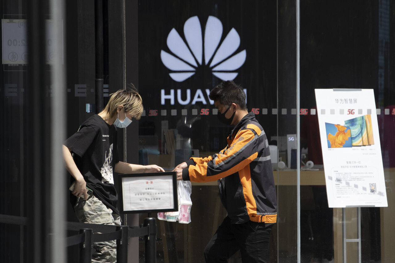Image of article 'U.S. restriction on chipmakers deals critical blow to Huawei'