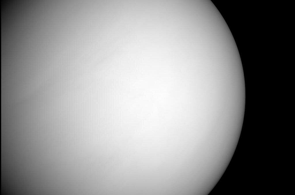 Venus plots a comeback