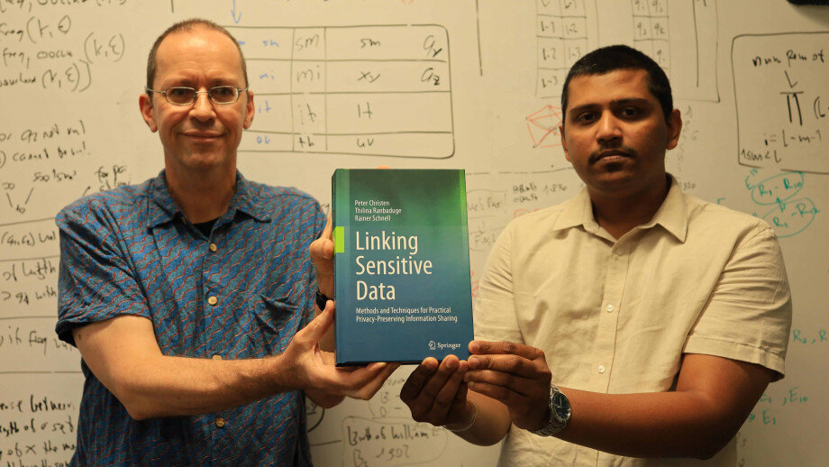 Researchers explore how to share data and keep privacy
