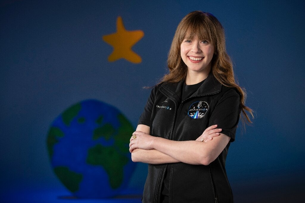 Youngest American to go into space is also a cancer survivor