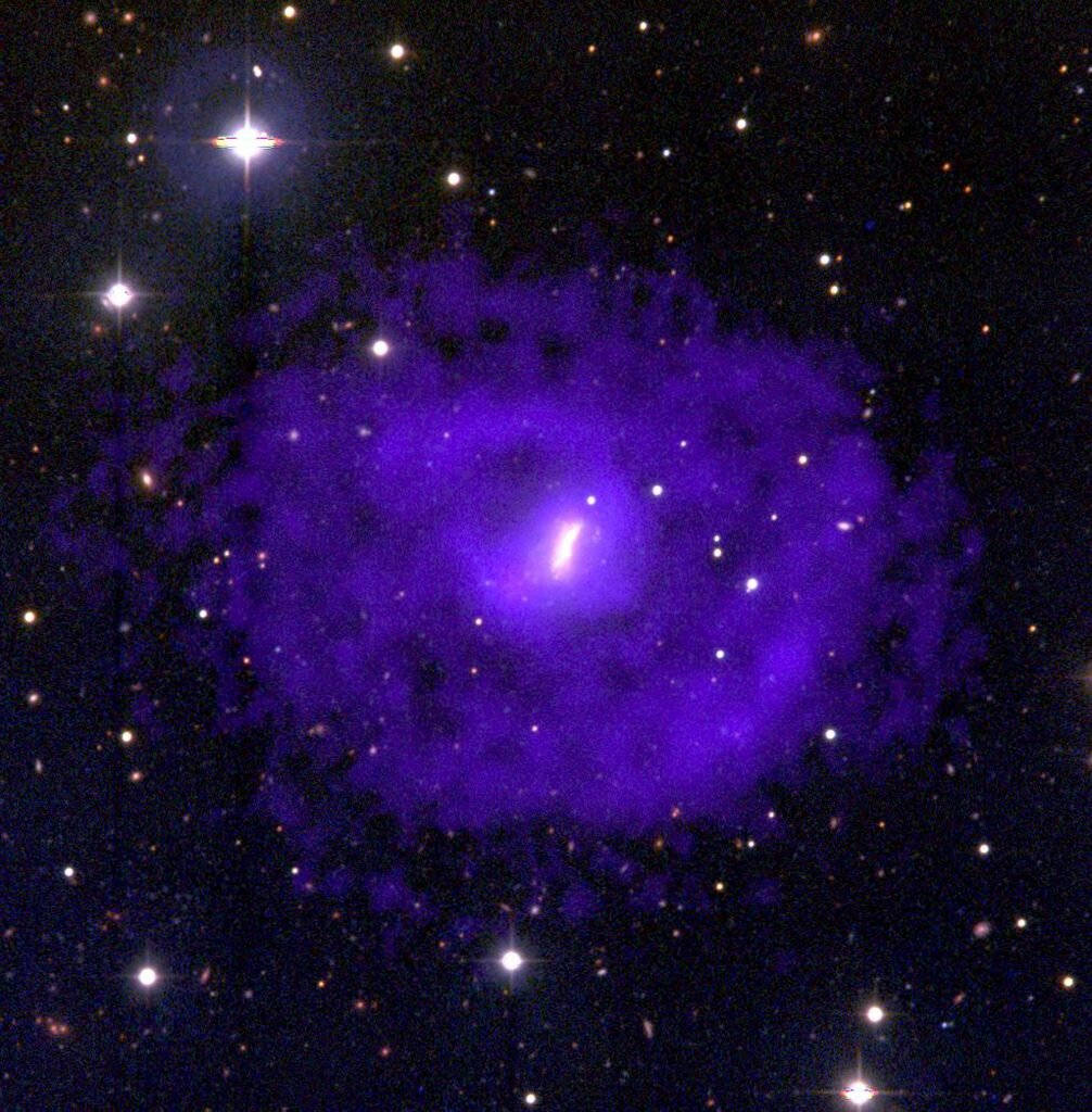 New technique used to discover how galaxies grow