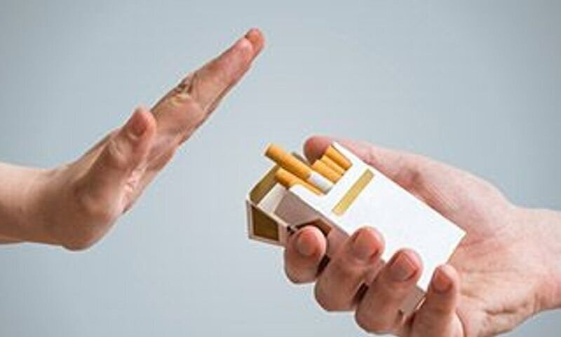 Image of article '5 tips to help quit smoking in 2021'