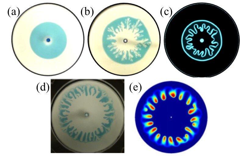 A new understanding of patterns in fluid flow
