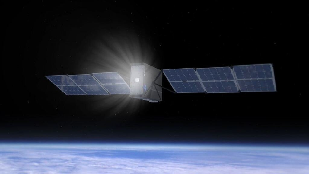 A CubeSat will test out water as a propulsion system