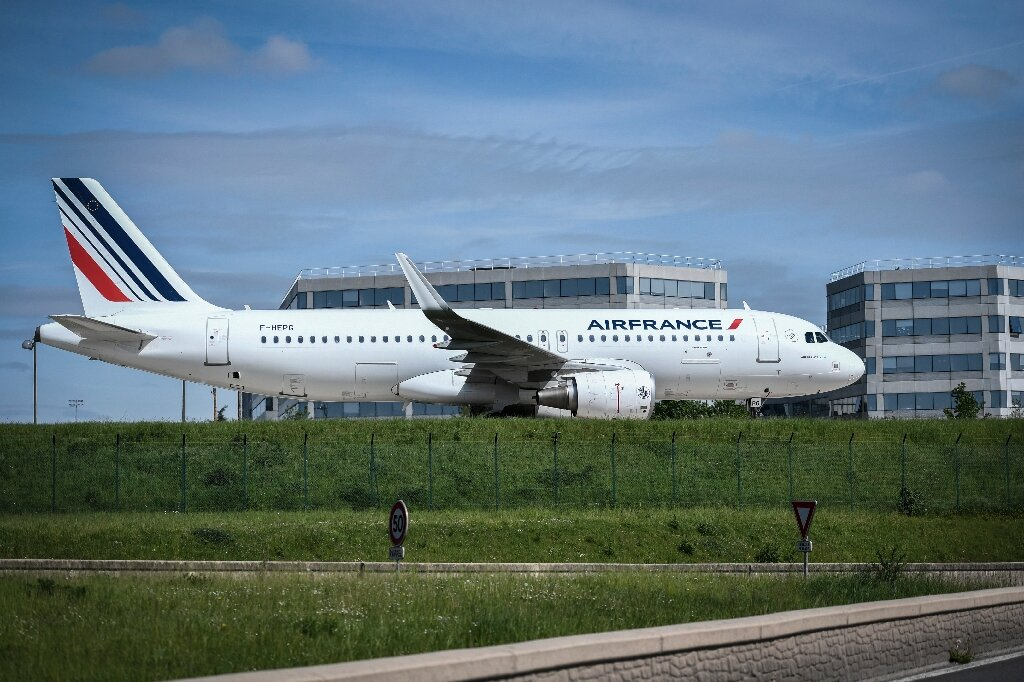 France claims EU green light for more Air France aid