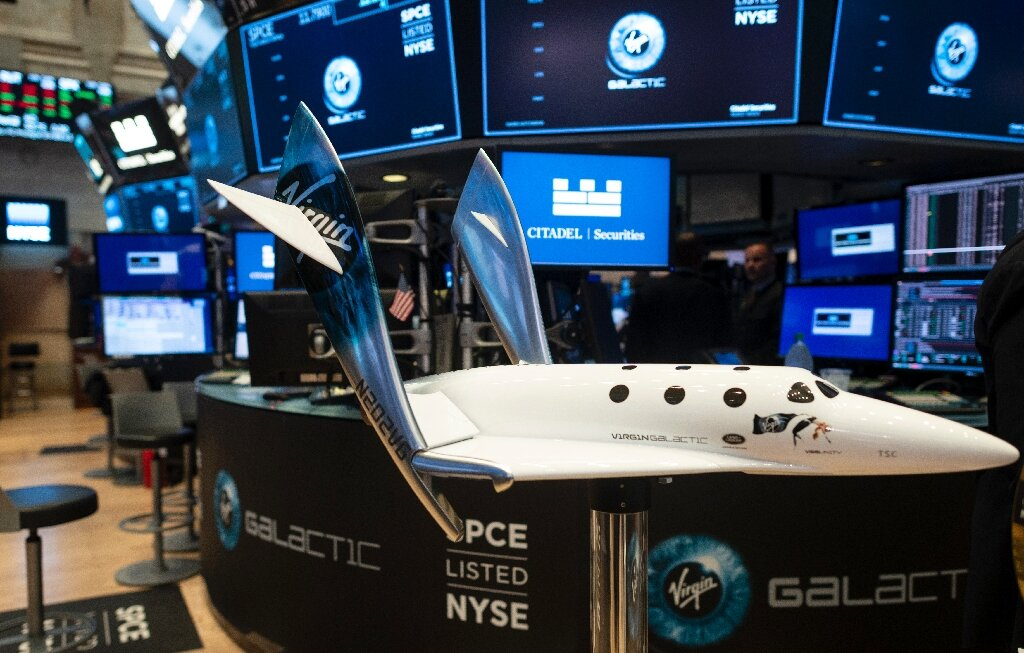 new test flight planned for Virgin Galactic