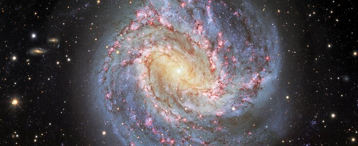 Camera captures the Southern Pinwheel galaxy in glorious detail - Phys.Org