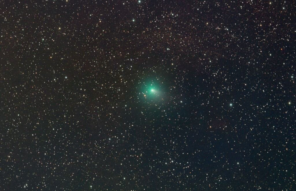 Catch comet R4 ATLAS as it nears Earth