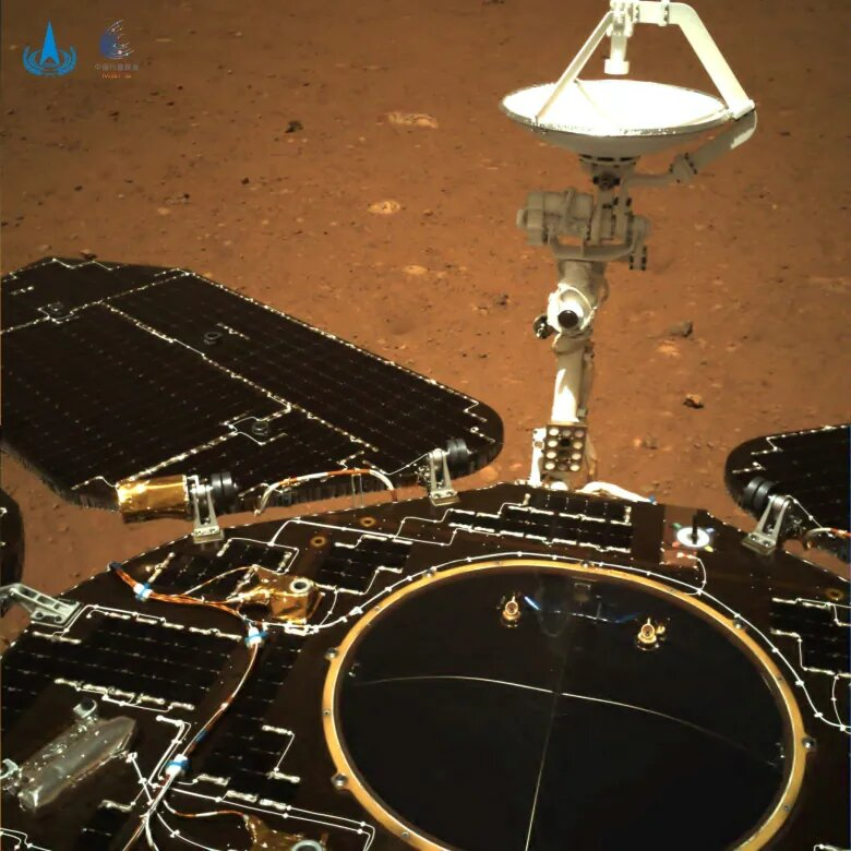 Kineski rover uspješno sletio na Mars Chinese-mars-rover-bea-2