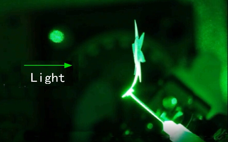 Controlled by light alone, new smart materials twist, bend and move - Phys.org