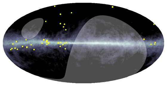 Decades of hunting detects footprint of cosmic ray superaccelerators in our galaxy