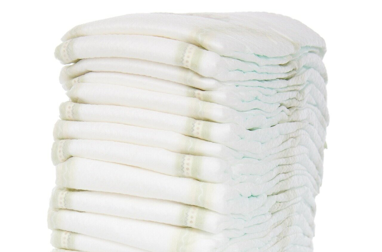 Turning diapers into sticky notes: Using chemical recycling to prevent millions of tons of waste - Phys.org