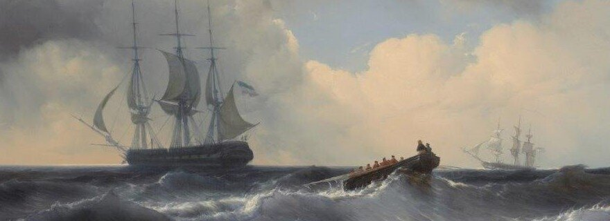 Dominant style stifled innovation in 19th century seascapes