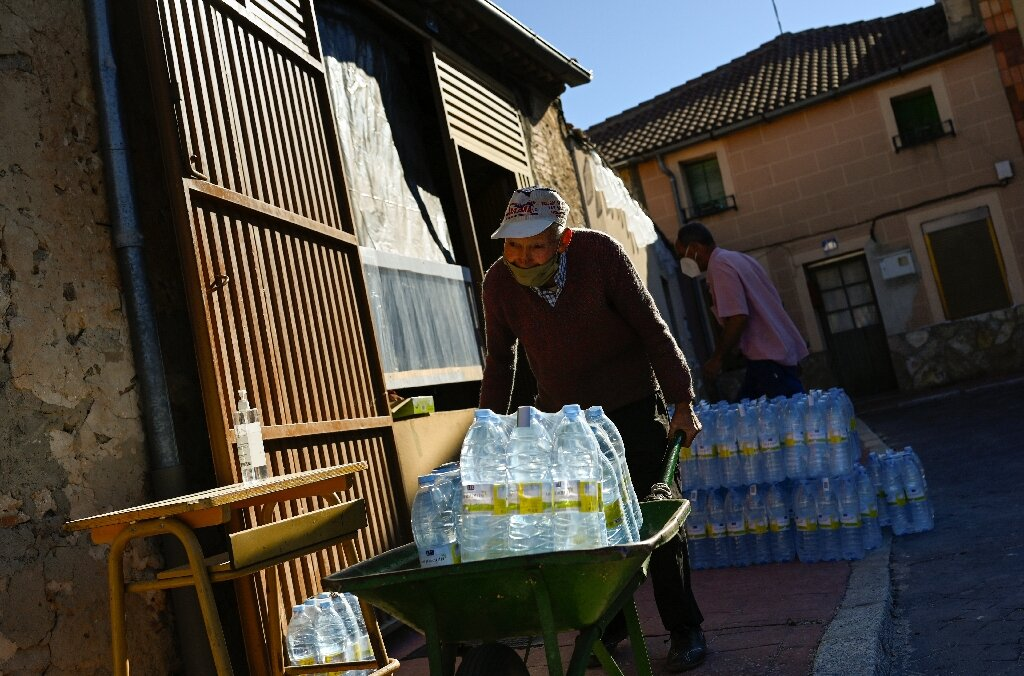In Spain, dozens of villages struggle for drinking water - Phys.org