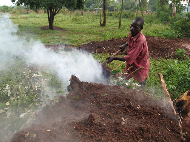 Fast-growing parts of Africa see a surprise: less air pollution from seasonal fires