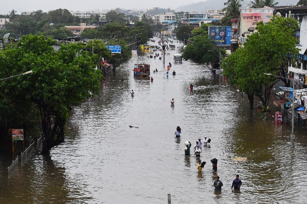 India: on the frontline of climate change