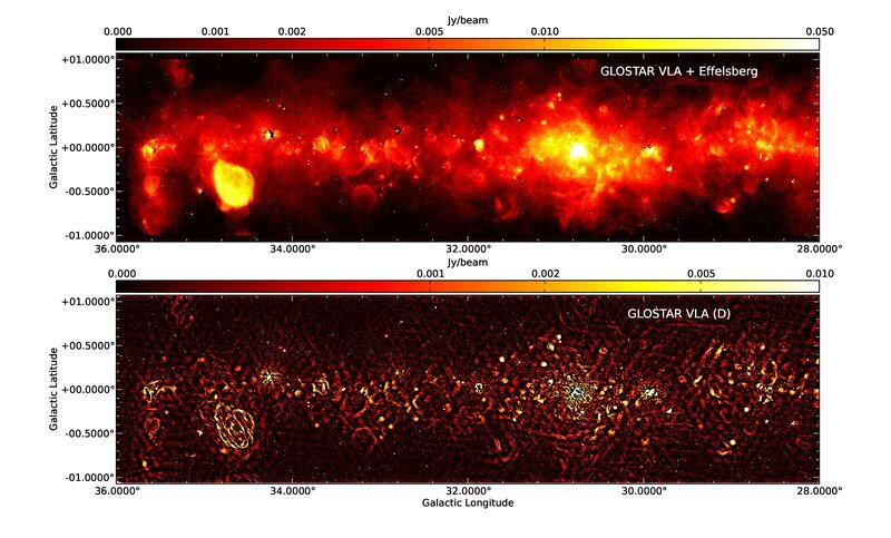 GLOSTAR: Tracing atomic and molecular gas in the Milky Way