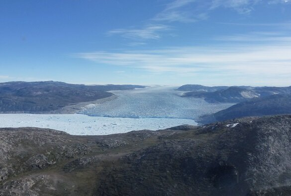 Greenland ice loss may have begun as early as the mid-'80s