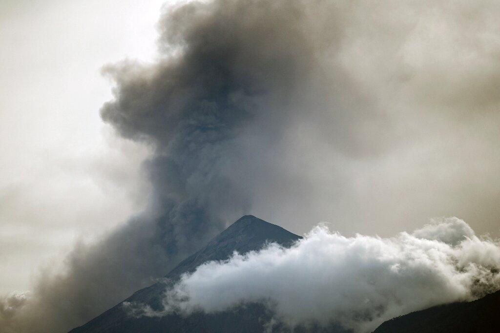 Guatemala's Fuego volcano quiets after eruption