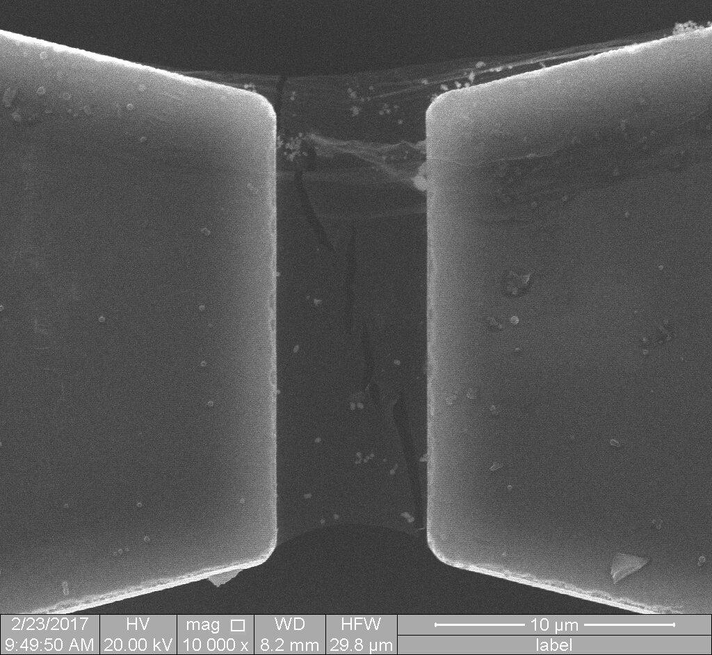 Hexagonal boron nitride's remarkable toughness unmasked