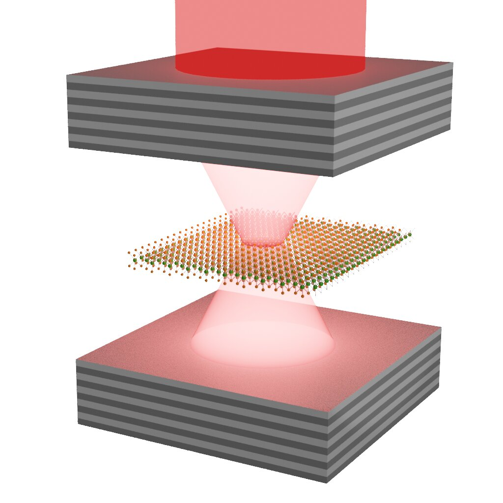 Homing in on the smallest possible laser
