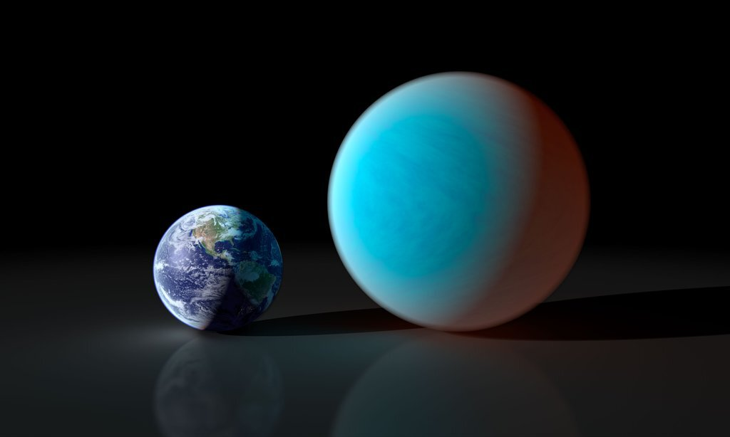 How to find hidden oceans on distant worlds? Use chemistry