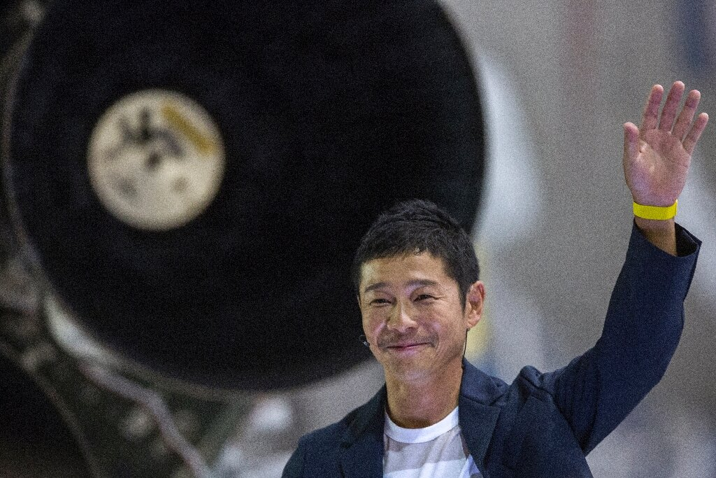 Russia to send film crew, Japanese billionaire to space