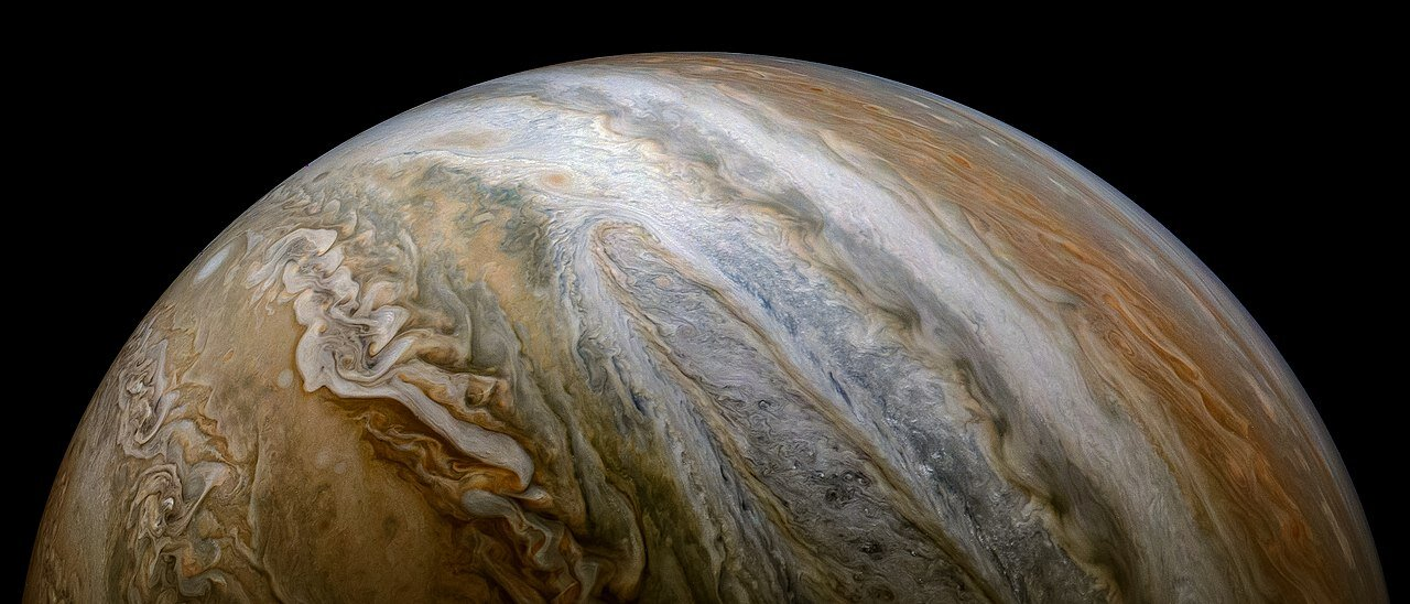 Jupiter could make an ideal dark matter detector