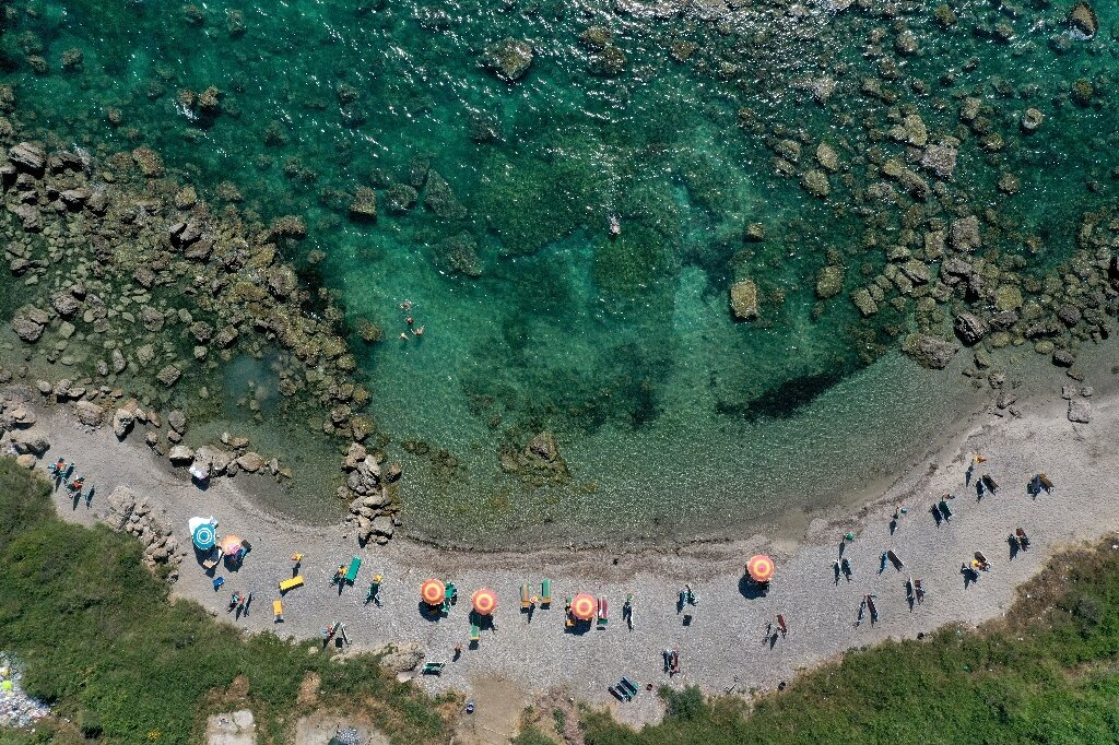 photo of Battling to 'replant' Albania's threatened marine forests image