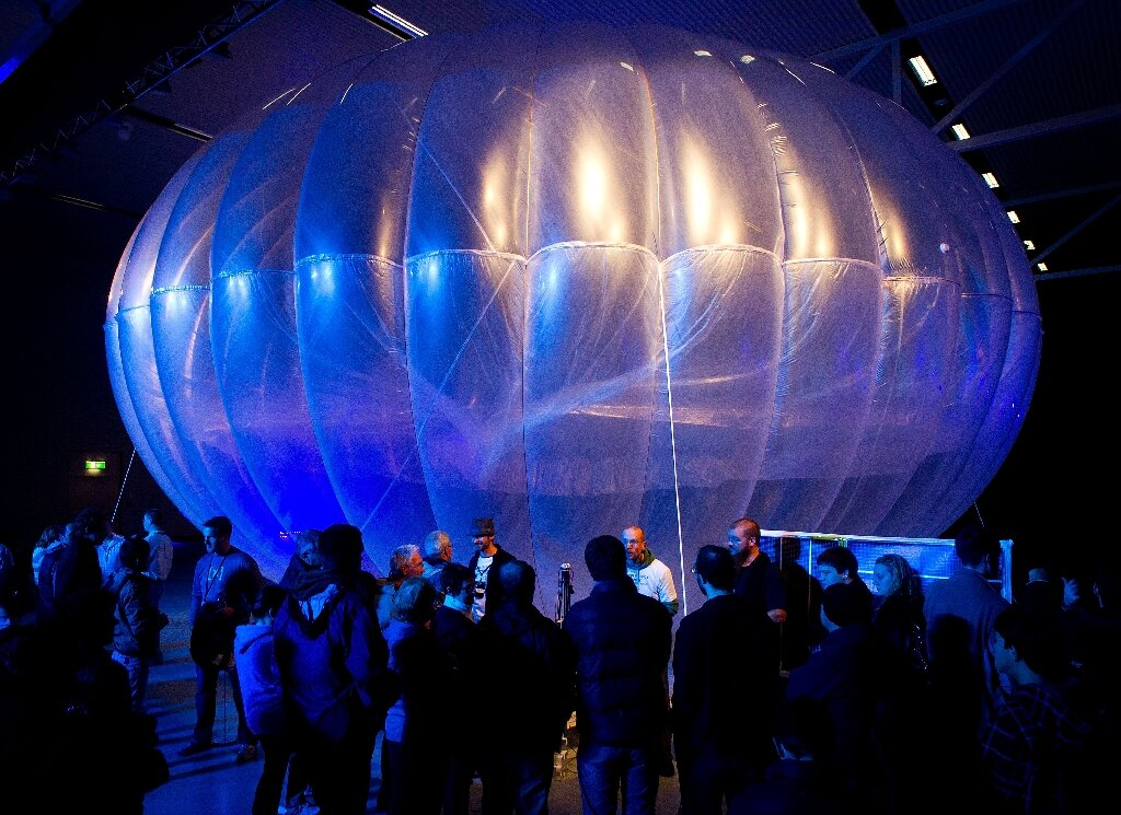 Alphabet closes down internet balloon network project 'Loon'