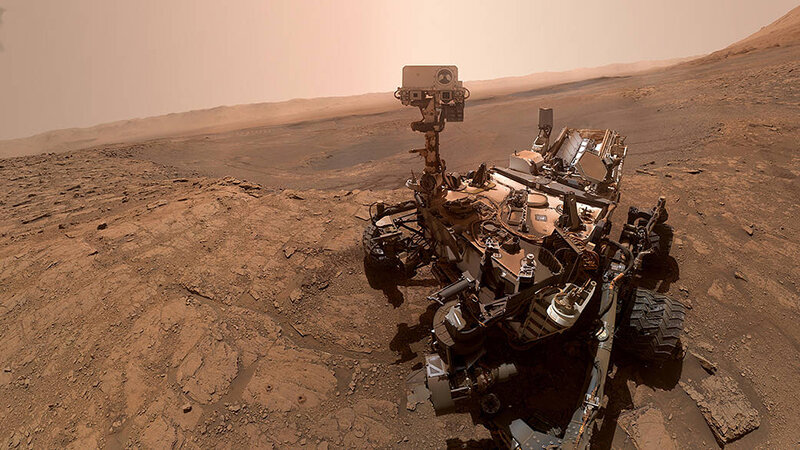Mars rovers safe from lightning strikes, research finds