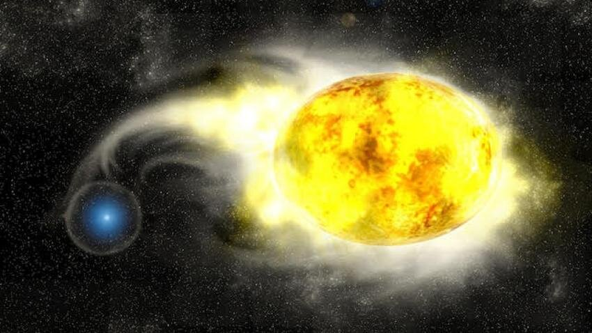 Mysterious hydrogen-free supernova sheds light on stars' violent death throes