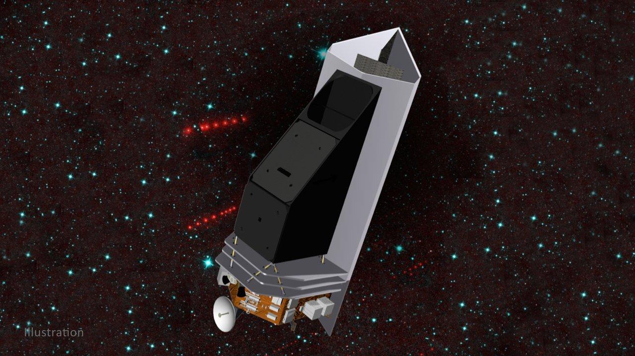 NASA approves development of asteroid-hunting Near-Earth Object Surveyor space telescope