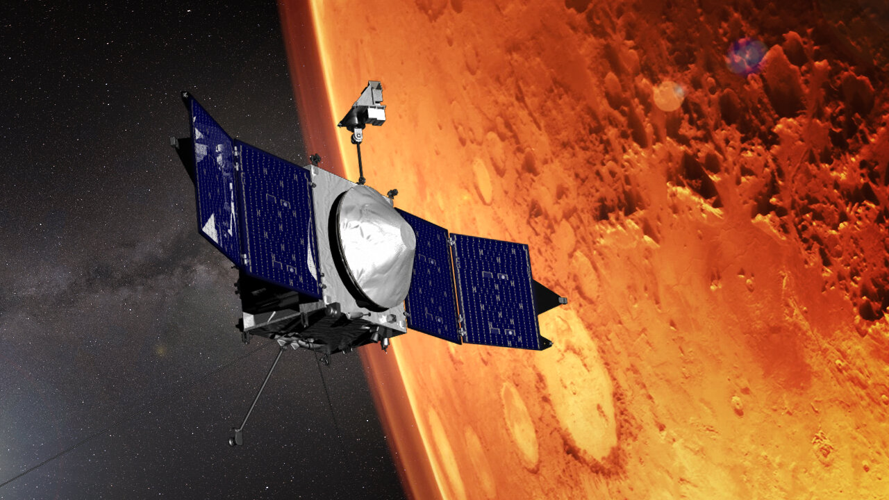 NASA's MAVEN continues to advance Mars science and telecommunications relay efforts