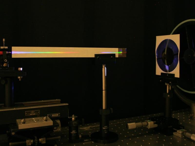 Need for massive space telescope inspires lightweight flexible holographic lens