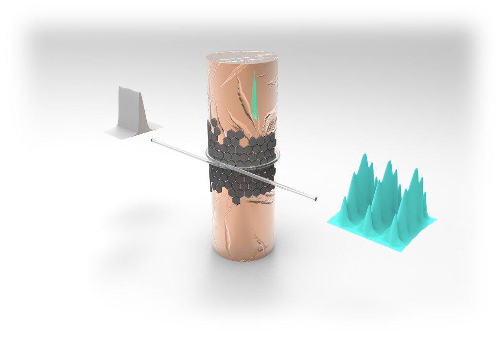 Increasing optical data transmission speed