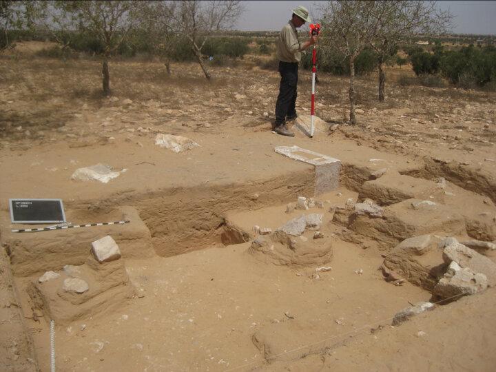 Recording Roman resource exploitation and urban collapse