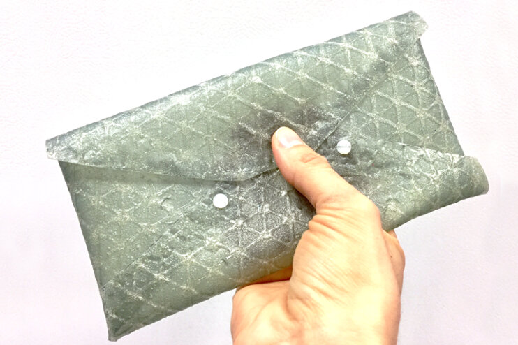 Researchers create leather-like material from silk proteins