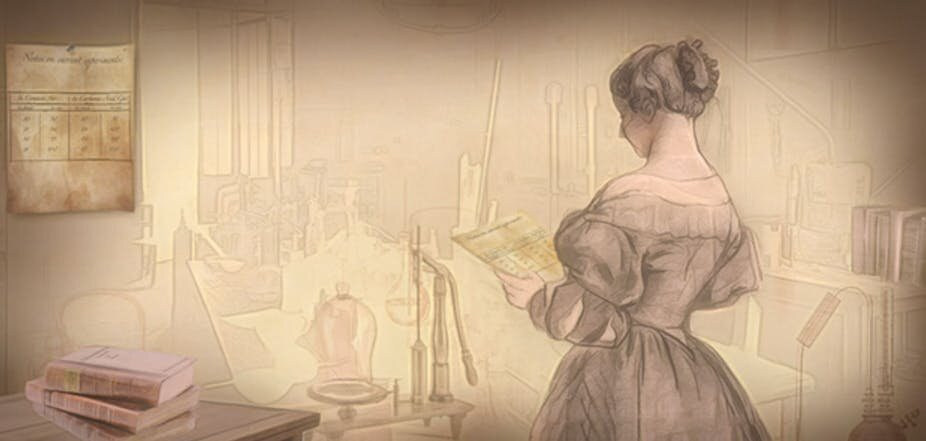 The physics of climate change was described in the 1800s by scientist Eunice Foote