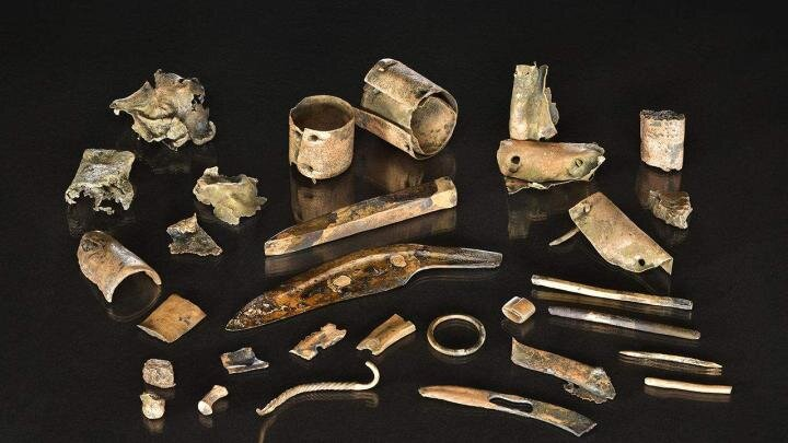 Scrap for cash: Bronze Age witnessed revolution in small change across Europe
