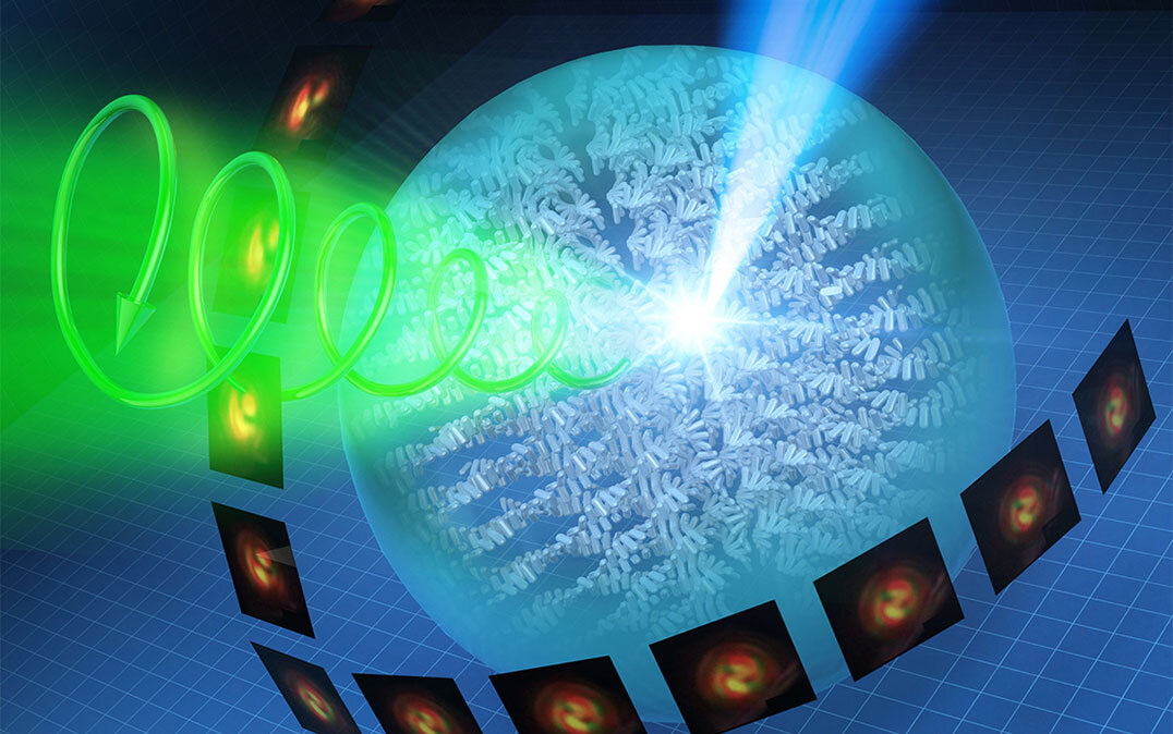 Single-particle studies point the way toward next-generation light displays